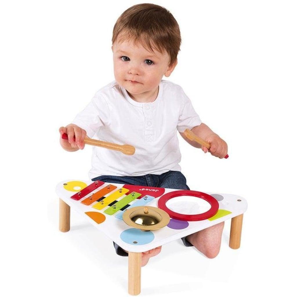 Janod Spieltisch »Konfetti Musiktisch«