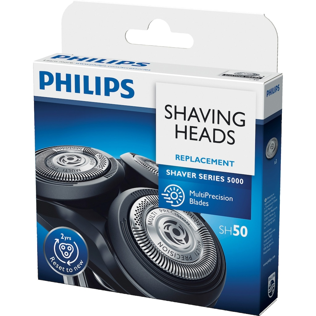 Philips Ersatzscherköpfe »SH50/50«, für Shaver Series 5000