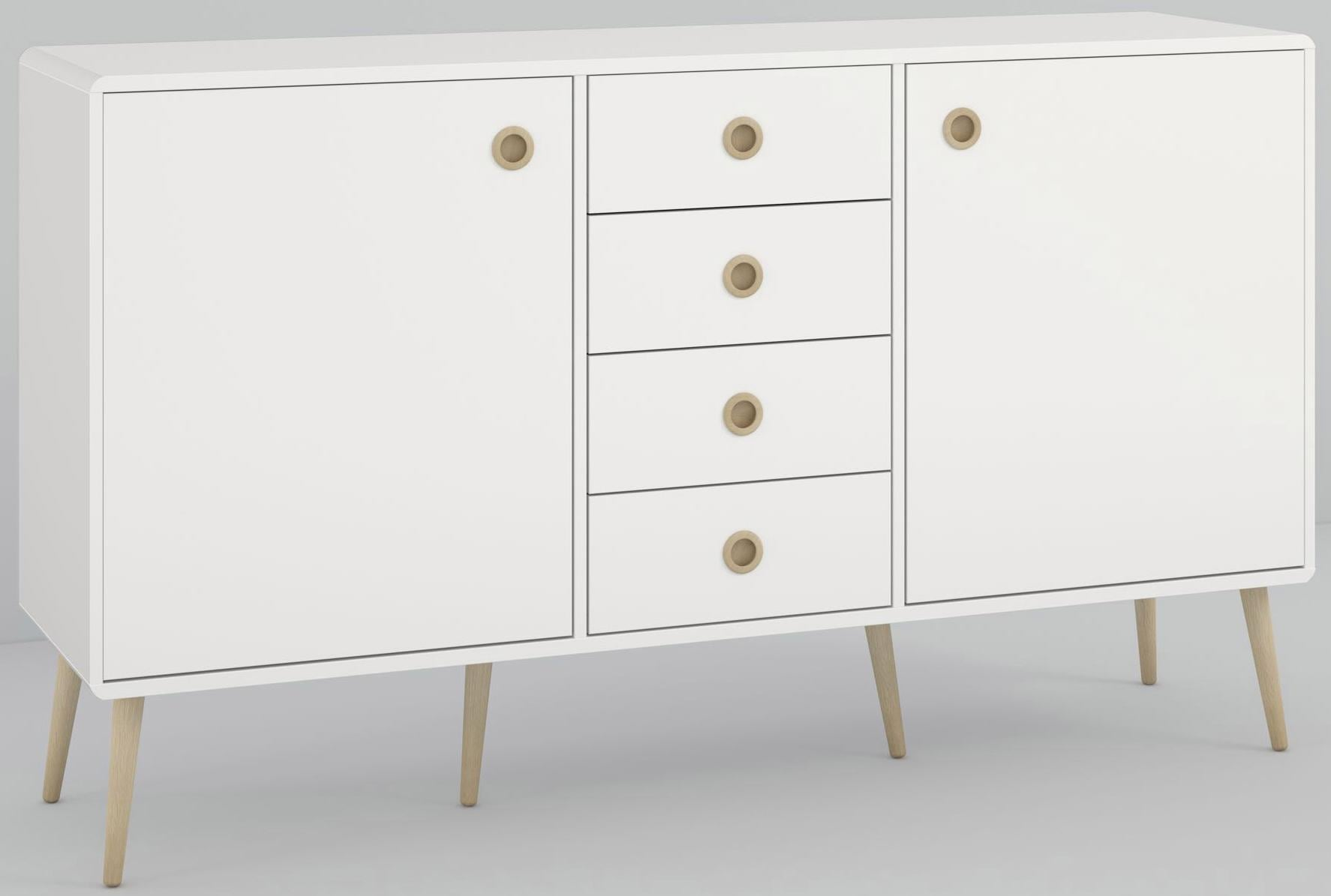 Home affaire Sideboard Softline