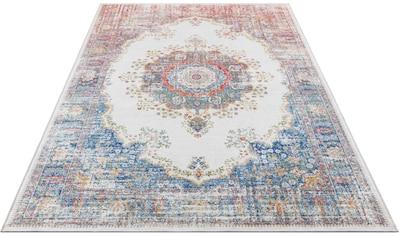 Teppich, »Nolan«, Home affaire, rechteckig, Höhe 6 mm, maschinell gewebt kaufen