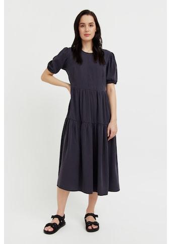 Finn Flare Jeanskleid, mit ausgestelltem Schnitt kaufen
