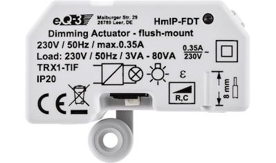 Homematic IP Unterputzschalter »Dimmaktor Unterputz-Phasenabschnitt« kaufen