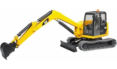 """Bruder® Spielzeug - Bagger """"CAT Minibagger, 1:16, gelb"""" kaufen"""