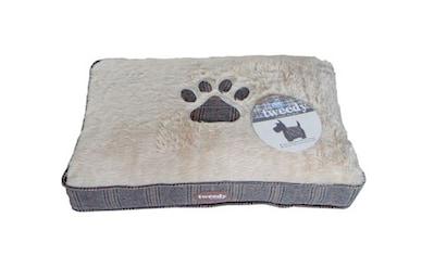 Heim Hundebett und Katzenbett »Tiermatratze Tweedy« kaufen