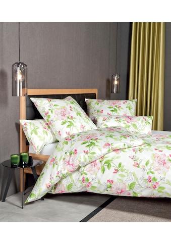 Janine Bettwäsche »Carmen 53082«, mit floralem Muster kaufen