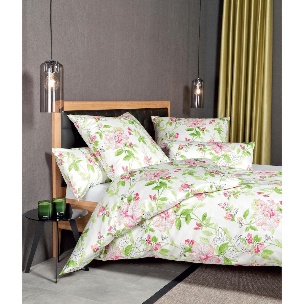 Janine Bettwäsche »Carmen 53082«, mit floralem Muster
