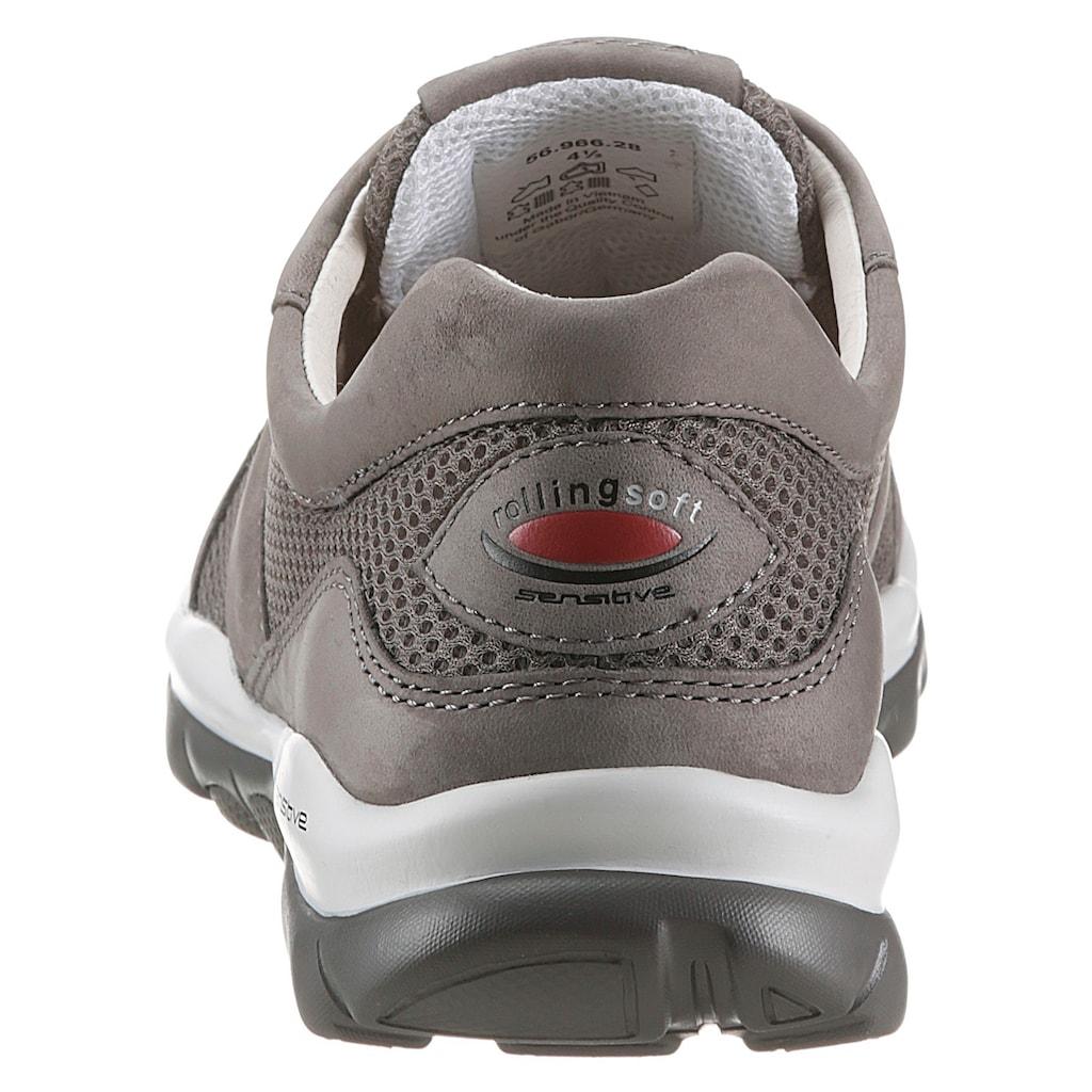Gabor Rollingsoft Keilsneaker, mit Lederfußbett