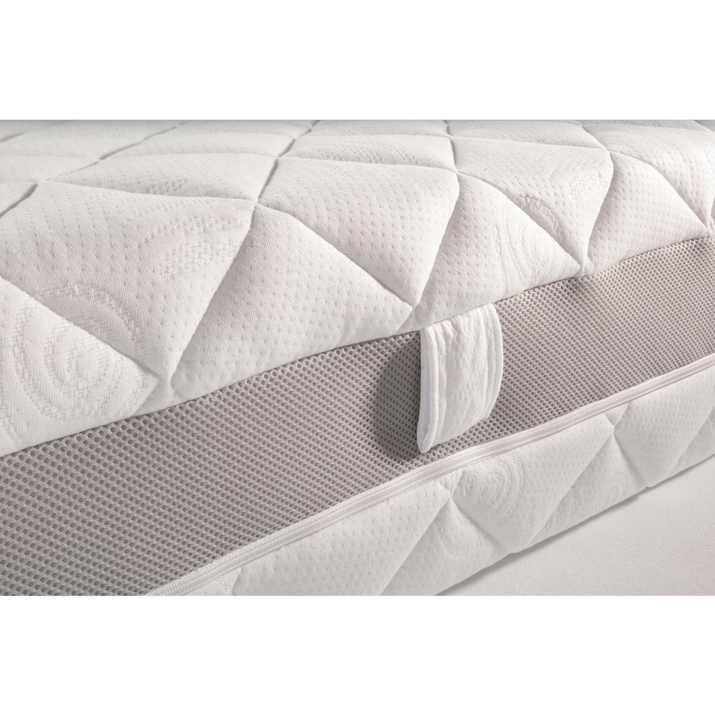 RIBECO Taschenfederkernmatratze »RIBECO 1000«, 1000 Federn, (1 St.), Zum Spitzenpreis! Nur solange der Vorrat reicht!