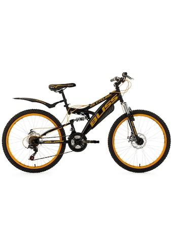 KS Cycling Jugendfahrrad »Bliss«, 18 Gang, Shimano, Tourney Schaltwerk, Kettenschaltung kaufen