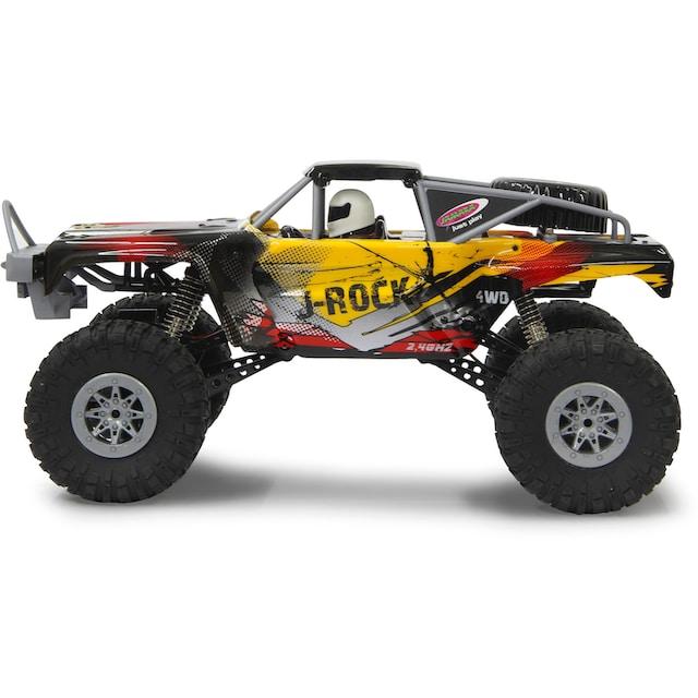 "Jamara RC-Monstertruck ""J-Rock Crawler 4WD 1:10 2,4 GHz"""
