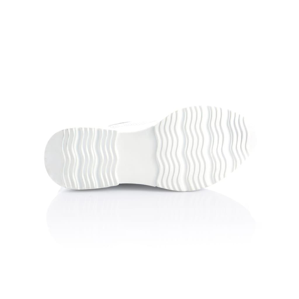 Alba Moda Sneaker, aus weichem Leder