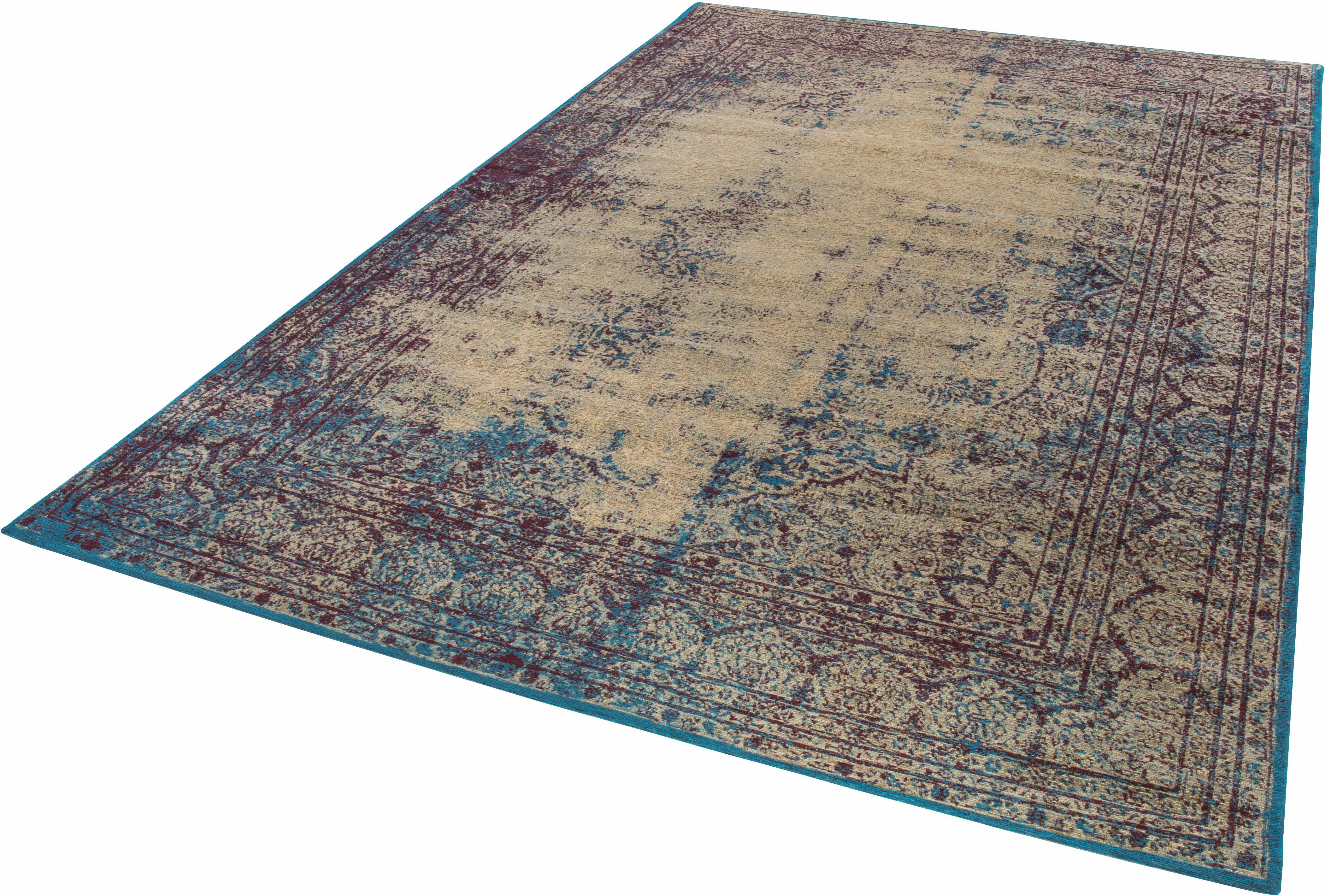 Teppich Antique 3 LUXOR living rechteckig Höhe 10 mm maschinell gewebt