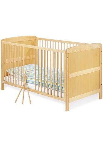Pinolino® Babybett »Jakob«, Made in Europe kaufen