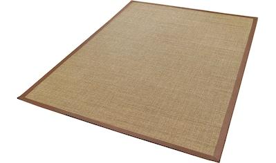 Sisalteppich, »Mara S2«, Dekowe, rechteckig, Höhe 5 mm, maschinell gewebt kaufen