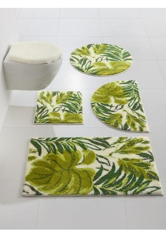 Badgarnitur mit Blätter - Design kaufen
