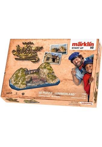 """Märklin 3D - Puzzle """"Märklin Start up  -  Jim Knopf©  -  Lummerland  -  72786"""" kaufen"""