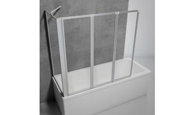 Schulte Badewannenaufsatz »Komfort«, BxHxT: 127 x 121 x 70 cm, zum Kleben oder Bohren kaufen