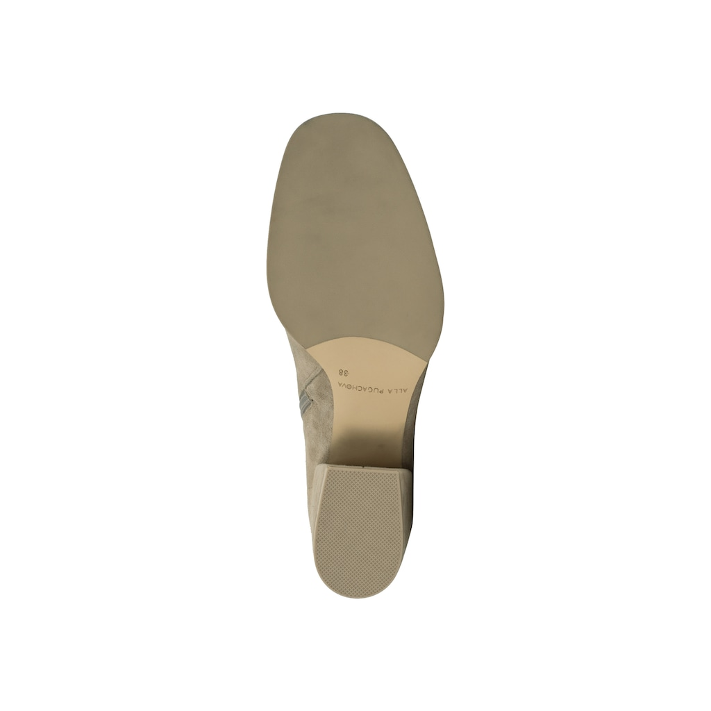 ekonika Stiefelette »ALLA PUGACHOVA«, mit praktischem Reißverschluss