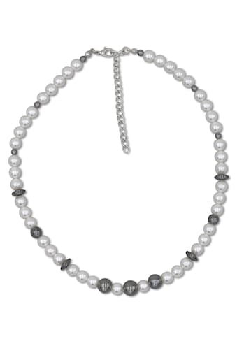 J.Jayz Collier »Perlenkette in Bicolor - Optik« kaufen