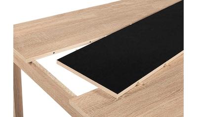 byLIVING Esstisch »Nori«, Breite 120 / 140 oder 160 cm, Mittelplatte wendbar kaufen