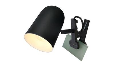 Brilliant Leuchten Ayr Klemmleuchte schwarz matt kaufen