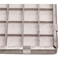 Windhager Moskitonetz »Gewebe Aluminium«, Insektenschutzgitter, BxH: 100x120 cm