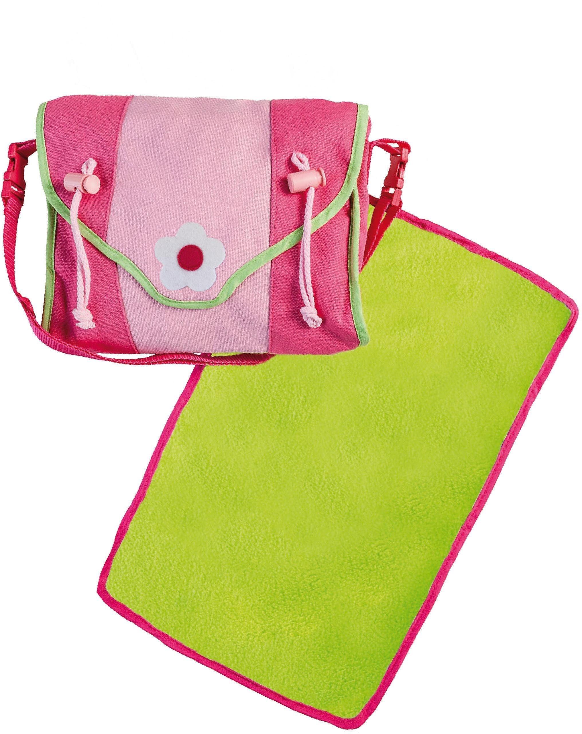 2 Farben Puppenschlafsack Schlafsack für Puppen 50 cm Heless Puppenkleidung