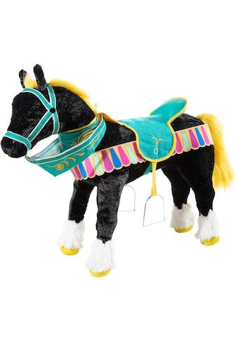Heunec® Kuscheltier »Karussellpferd schwarz mit Sound« kaufen