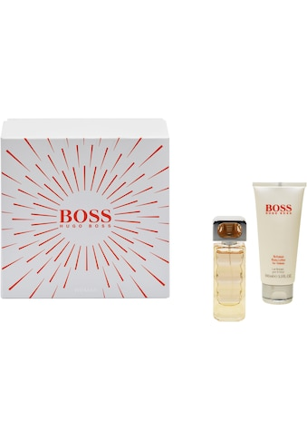 Boss Duft-Set »Boss Orange« kaufen