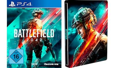 Electronic Arts Spiel »Battlefield 2042 + Steelbook«, PlayStation 4 kaufen