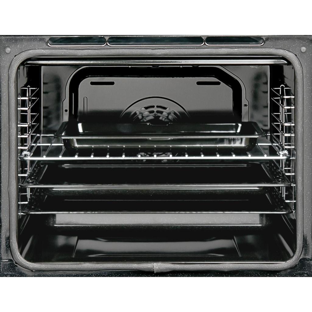 Sharp Backofen-Set »Pyro-Megaset_Ind_Edelstahl«, K-61V28IM1-EU, Pyrolyse-Selbstreinigung
