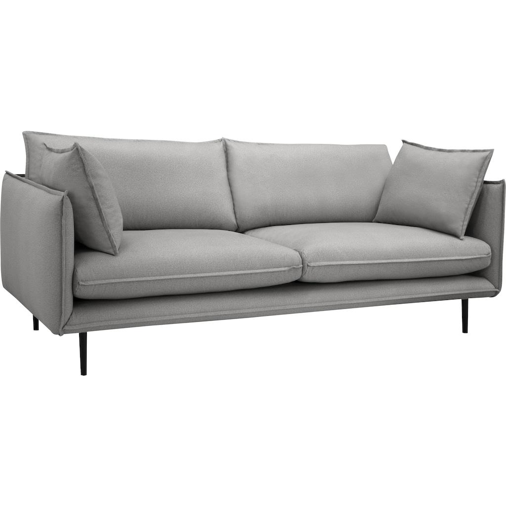 INOSIGN 3-Sitzer »Somba«, mit dickem Keder und eleganter Optik