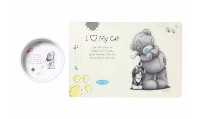 HEIM Napf-Set »Me to You Cat 1«, 400 ml, Ø 13 cm, mit Unterlage kaufen
