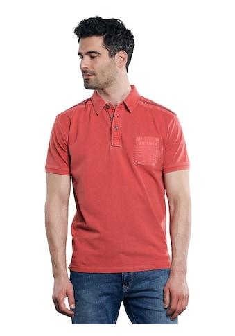 Engbers Poloshirt, mit maskulinen Details kaufen