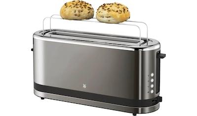 WMF Toaster »KÜCHENminis® Graphit«, 1 langer Schlitz, für 2 Scheiben, 900 W kaufen