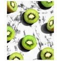 Juniqe Wohndecke »Fruit 3«, sehr weich und kuschelig
