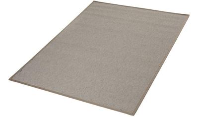 Dekowe Teppich »Naturino Elegance«, rechteckig, 10 mm Höhe, seitlich mit Bordüre eingefasst, Wunschmass, In- und Outdoor geeignet, Wohnzimmer kaufen