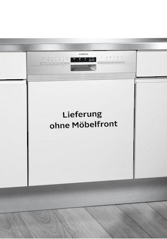 SIEMENS teilintegrierbarer Geschirrspüler iQ300, 9,5 Liter, 12 Maßgedecke kaufen