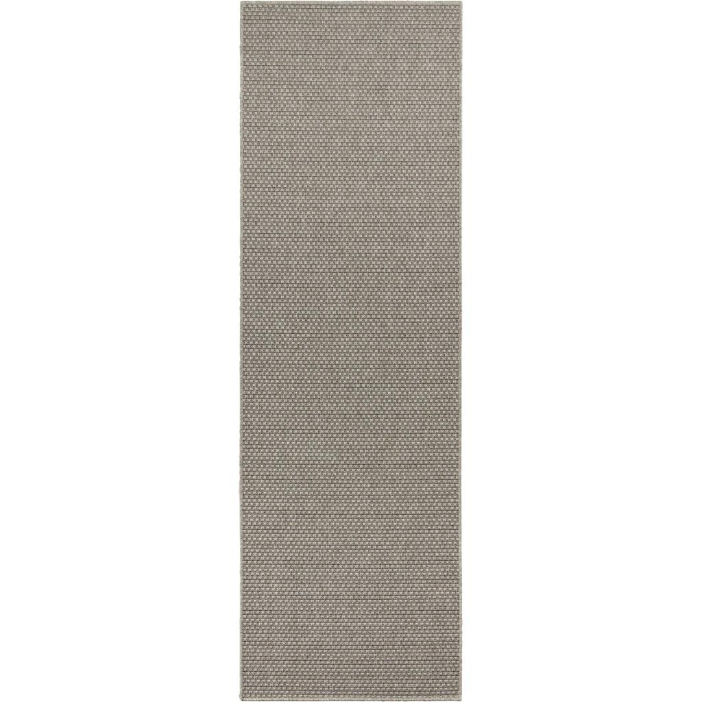 BT Carpet Läufer »Nature 600«, rechteckig, 5 mm Höhe, Sisal-Optik, In- und Outdoor geeignet