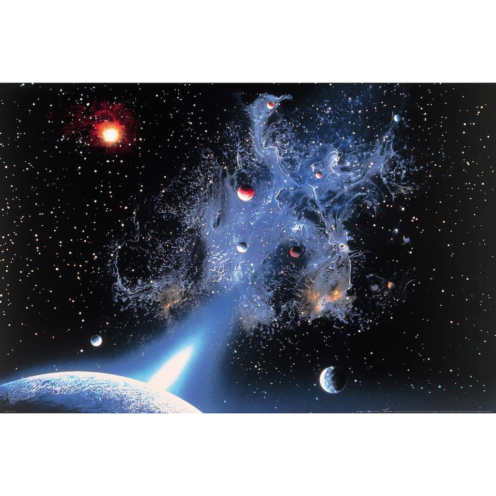 Papermoon Fototapete »Universum«