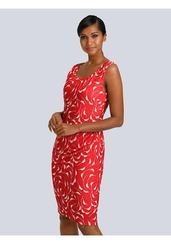 Alba Moda Kleid mit farbharmonischem Druck kaufen