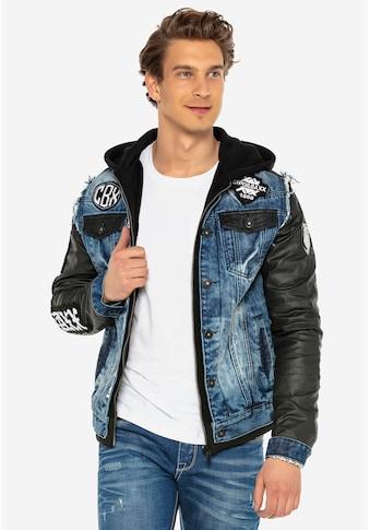 Cipo & Baxx Jeansjacke kaufen