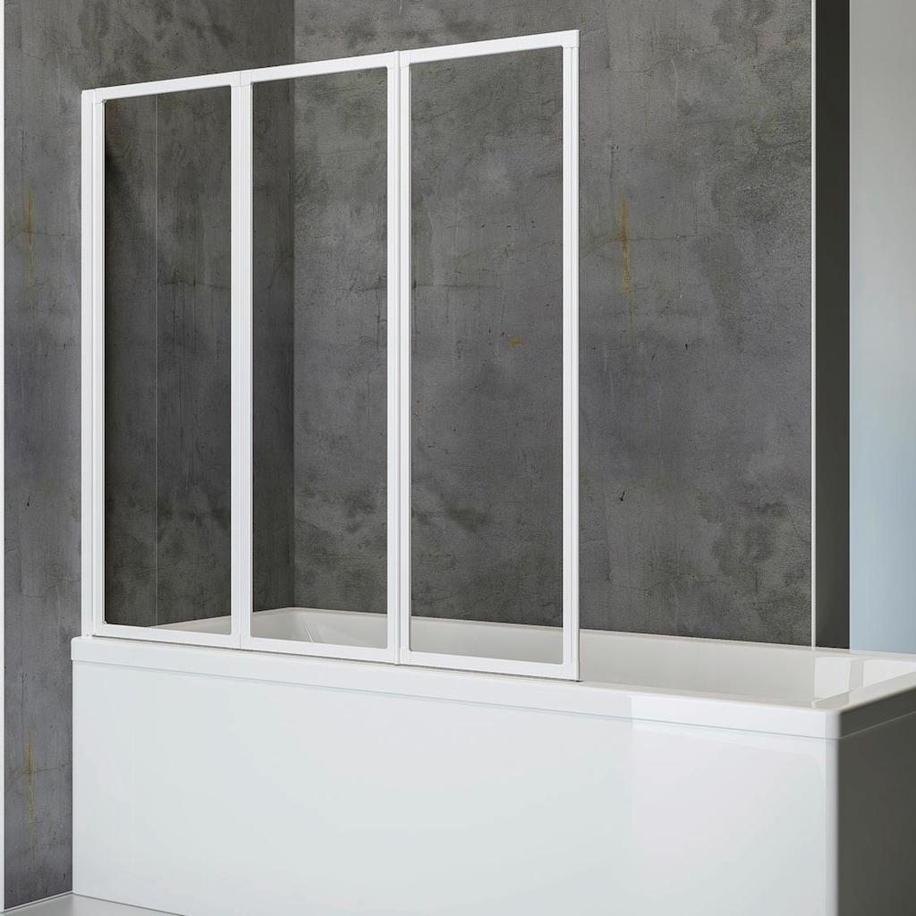 Schulte Badewannenaufsatz »Komfort«, BxH: 127 x 120 cm, zum Kleben oder Bohren