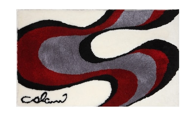 Colani Badematte »Colani 11«, Höhe 24 mm, rutschhemmend beschichtet,... kaufen