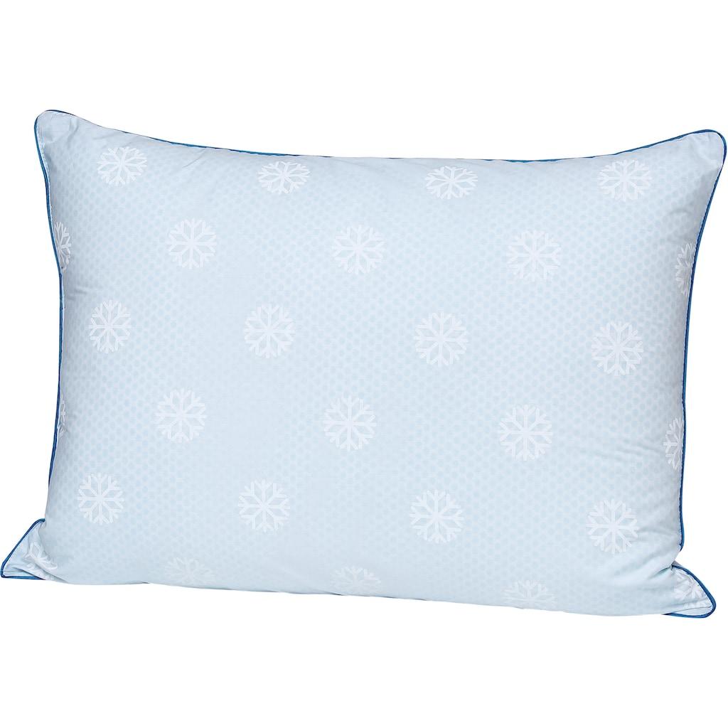 Yatas Kopfkissen »Dacron® Climarelle® Cool«, (1 St.), kühlende Wirkung und maximaler Komfort