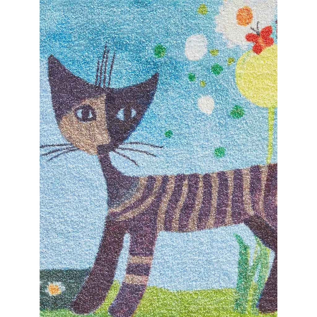 Fußmatte ROSINAMARGHERITE Katze, waschbar