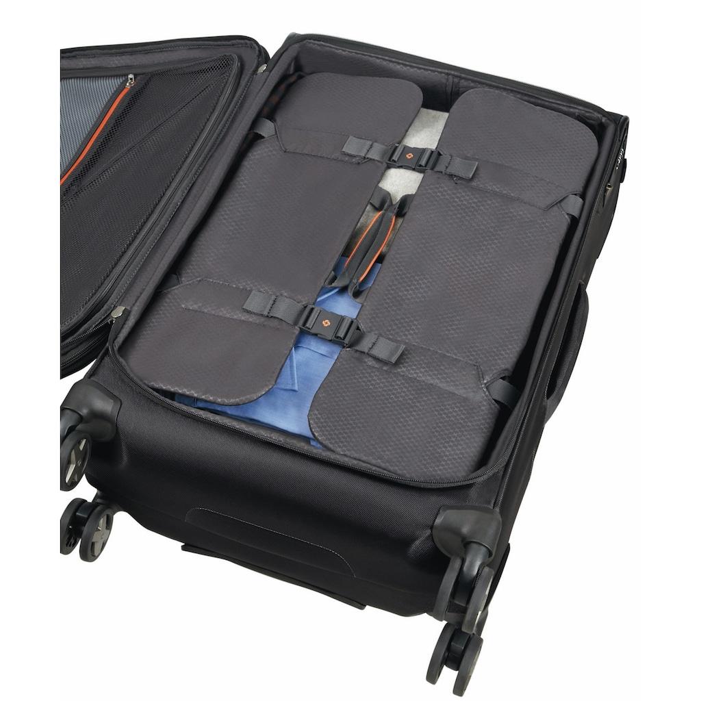 Samsonite Weichgepäck-Trolley »X'Blade 4.0, 71 cm, black«, 4 Rollen, erweiterbar
