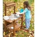roba® Outdoor-Spielküche »Matschküche MIDI«, braun