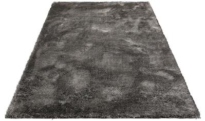 Hochflor - Teppich, »Mikro Soft Super«, my home, rechteckig, Höhe 50 mm, maschinell gewebt kaufen