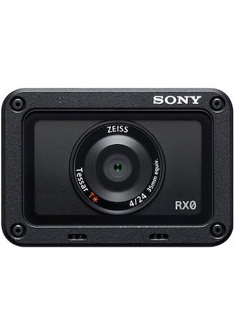 Sony Kompaktkamera »DSC-RX0«, ZEISS® Tessar T 24mm Objektiv, WLAN (Wi-Fi), HDR-Aufnahme kaufen